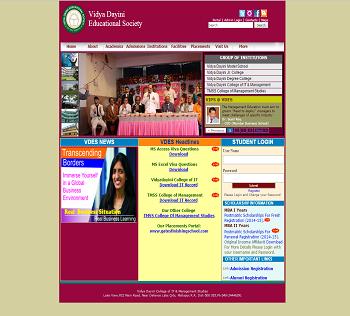vidyadayinigroup.com